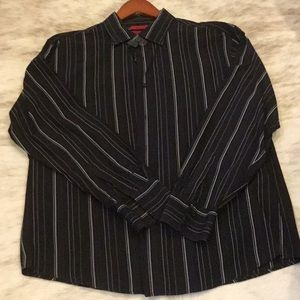 Men's Casual Buttoned Down Shirt